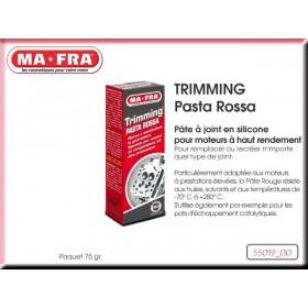 Trimming Pasta Rossa