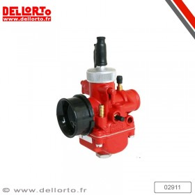 Carburateur PHBG 19 DS Racing Red