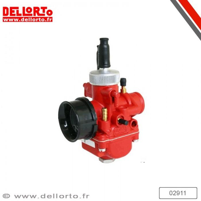 02911 - Carburateur PHBG 19 DS Racing Red