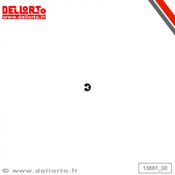 13681_00 - Circlips d'aiguille