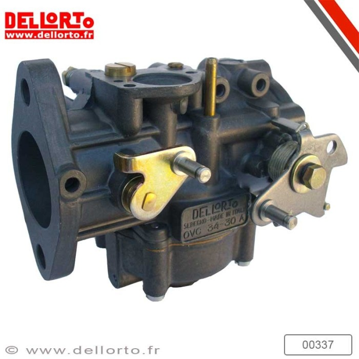 00337 - Carburateur OVC 34 30A