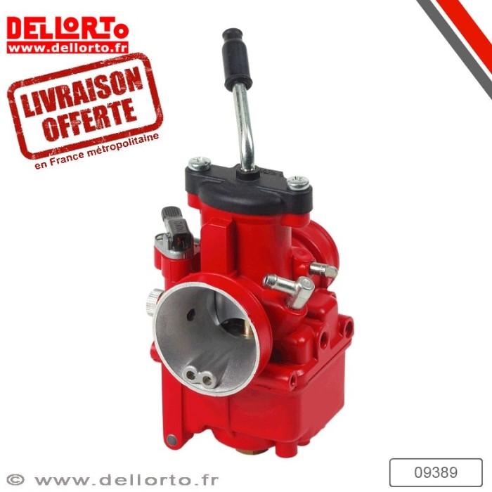 09389 - Carburateur VHST 24 BS Racing Red