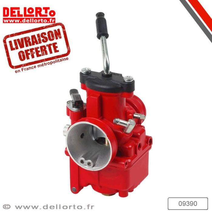 09390 - Carburateur VHST 26 BS Racing Red
