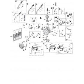 Carburateur SHA 14 12R