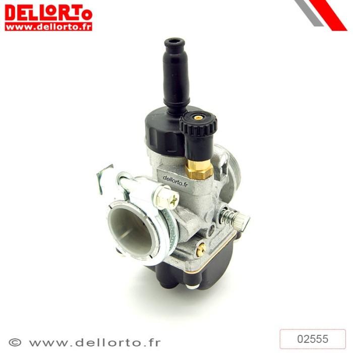 02555 - Carburateur PHBG 17 AS